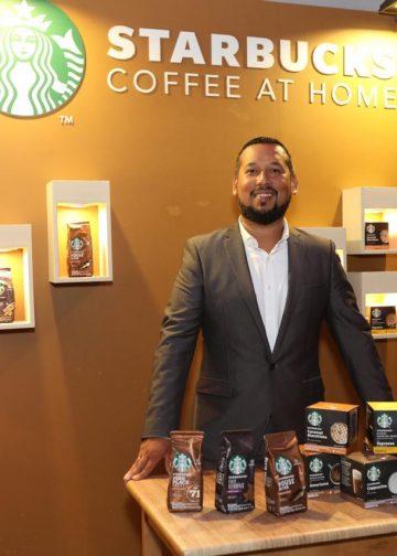 """""""Queremos trasladar la experiencia de una cafetería Starbucks a la conveniencia de casa"""""""